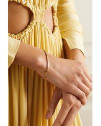 Suzanne Kalan 18-karat Gold Bracelet - Metallic