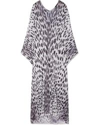Tom Ford Printed Knitted Kaftan - Multicolour