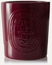 Diptyque Tubéreuse Scented Candle, 1500g - Red