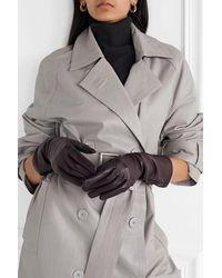 Agnelle Celia Handschuhe Aus Leder - Mehrfarbig