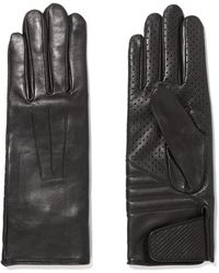 Isabel Marant - Rocker Leather Gloves - Lyst