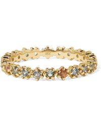 Melissa Joy Manning - 18-karat Gold Sapphire Ring Gold 7 - Lyst