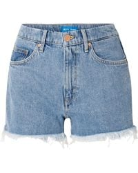 M.i.h Jeans - Halsy Abgeschnittene Jeansshorts - Lyst