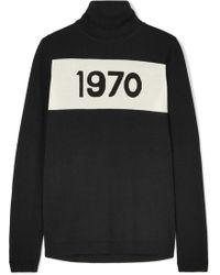 Bella Freud - 1970 Wool Turtleneck Sweater - Lyst