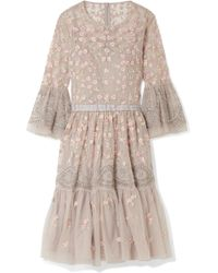 Needle & Thread - Climbing Blossom Dress Cocktail Dress / Party Dress - Lyst