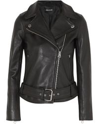 Madewell - Ultimate Textured-leather Biker Jacket - Lyst