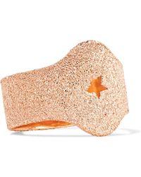 Carolina Bucci - Shield 18-karat Gold Ring - Lyst