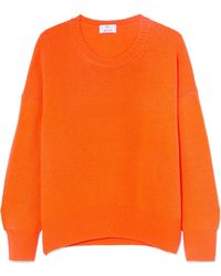Allude - Oversized Cashmere Sweater - Lyst