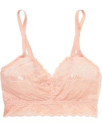 Cosabella - Sweet Treats Infinity Stretch-lace Soft-cup Bra - Lyst
