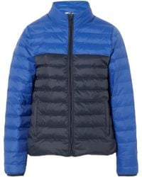 Tory Sport | Quilted Shell Down Jacket | Lyst