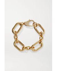 Eliou Giorgia Gold-plated Bracelet - Metallic