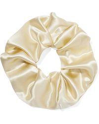 Sophie Buhai - Elegant Silk-satin Hair Tie - Lyst