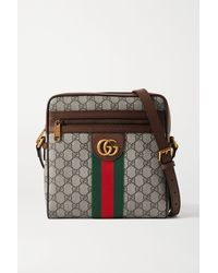 Gucci Ophidia GG Kuriertasche - Mehrfarbig