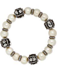 Amrapali - Pearl And Diamond Bracelet - Lyst