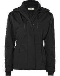 Fendi - Hooded Quilted Shell Jacket - Lyst