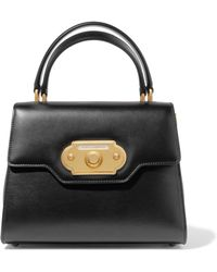 Dolce & Gabbana - Welcome Medium Leather Tote - Lyst