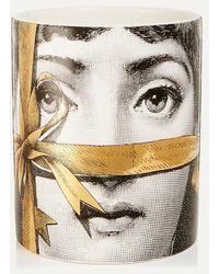 Fornasetti Regalo Gold Scented Candle, 900g - Multicolour