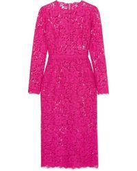 Lyst - Women s Dolce   Gabbana Dresses Online Sale 0d8d64527