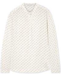 Stella McCartney - Printed Silk Shirt - Lyst