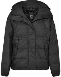 Canada Goose | Campden Hooded Shell Down Jacket | Lyst