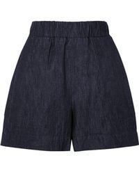 Tomas Maier - Denim Shorts - Lyst