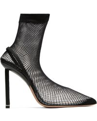 Bottines Chelsea En Cuir Cloutées Spencer - NoirAlexander Wang d2IPSL