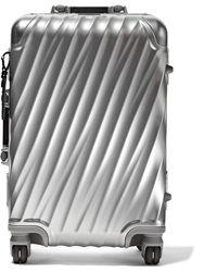 Tumi - International Carry-on Aluminum Suitcase - Lyst