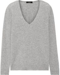 Theory - Adrianna Cashmere Jumper - Lyst