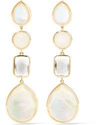 Ippolita - Rock Candy 18-karat Gold Multi-stone Earrings - Lyst