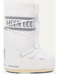 Moon Boot Stiefel - Weiß