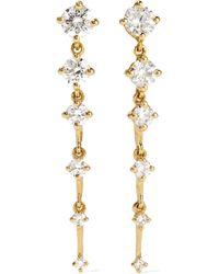 Fernando Jorge - Sequence 18-karat Gold Diamond Earrings - Lyst