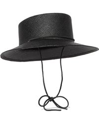 Clyde - Telescope Straw Hat - Lyst