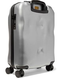 Crash Baggage Icon Cabin Metallic Hardshell Suitcase