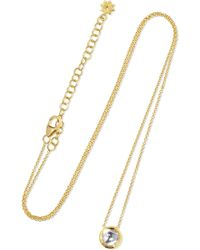 Amrapali - Kundan 18-karat Gold Diamond Necklace - Lyst
