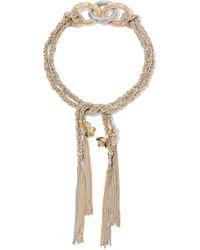 Carolina Bucci - Lucky 18-karat Gold Bracelet - Lyst