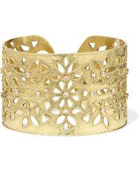 Amrapali - Shevant 18-karat Gold Diamond Cuff - Lyst
