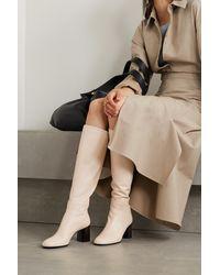 3.1 Phillip Lim Nadia Leather Knee Boots - Multicolour