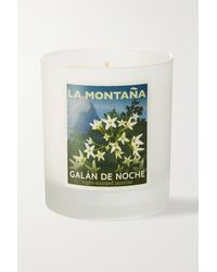 La Montaña Galán De Noche Candle, 220g - Multicolour