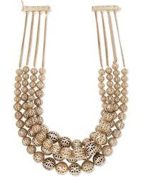 Rosantica - Innocenza Gold-tone Necklace - Lyst