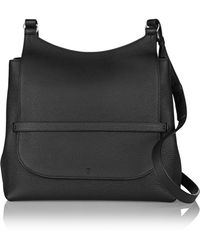 The Row - Sideby Leather Shoulder Bag - Lyst
