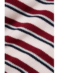 La Ligne Marin Striped Wool And Cashmere-blend Jumper - Multicolour