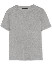 The Row - Wesler Cotton-jersey T-shirt - Lyst