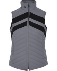 Cavalleria Toscana - Fashion Show Paneled Quilted Shell Down Gilet - Lyst