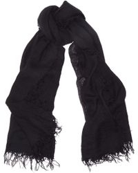 Chan Luu - Cashmere And Silk-blend Scarf - Lyst