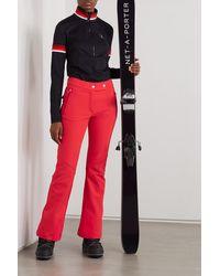 Toni Sailer Sestriere Flared Ski Pants - Pink