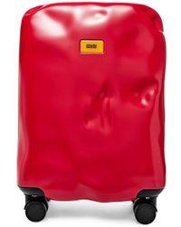 Crash Baggage Icon Cabin Hardshell Suitcase - Red