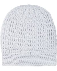 Madeleine Thompson   Maddy Cable-knit Cashmere Beanie   Lyst