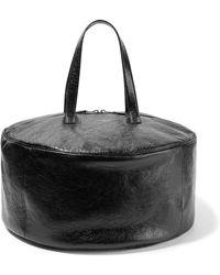 Balenciaga - Air Textured-leather Tote - Lyst