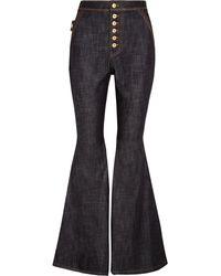 Ellery Denim Pants - Blue