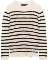 The Elder Statesman - Picasso Sweater - Lyst